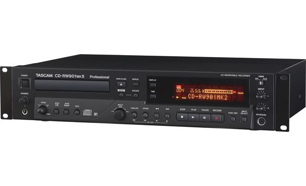 Tascam CD-RW901MKII Front