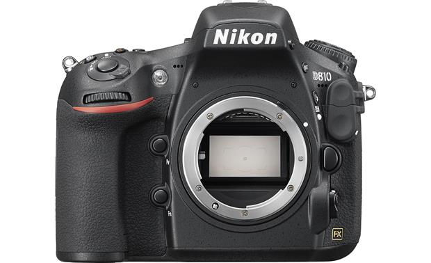 Nikon D810 (no lens included) Front