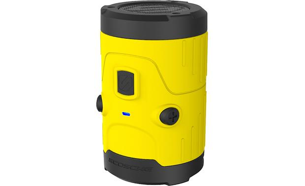 Scosche boomBOTTLE H2O Yellow