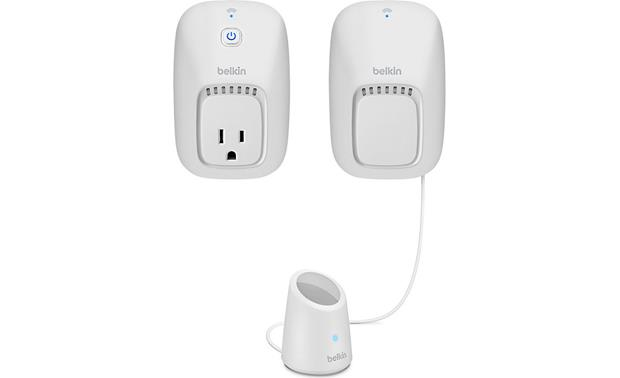 Belkin Wemo® Switch + Motion Kit Front