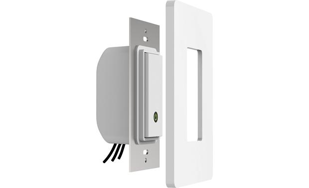 Belkin Wemo® Light Switch Installs in place of your normal light switch