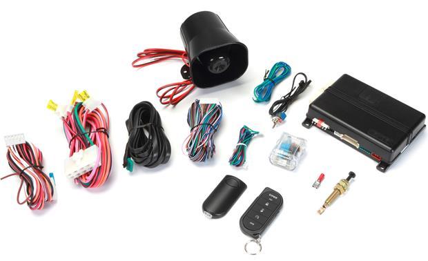 Viper Model 5606V 1-way car security and remote start system at CrutchfieldCrutchfield