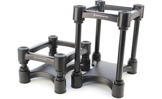 IsoAcoustics ISO-L8R155 Monitor Stands Front