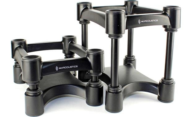 IsoAcoustics ISO-L8R200 Monitor Stands Front