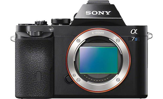 Sony Alpha a7S The a7S is compatible with Sony E-series lenses