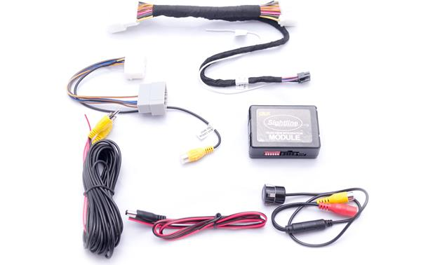 g249RCH75EC F crux rvcch 75ec backup camera system add a rear view camera to  at fashall.co