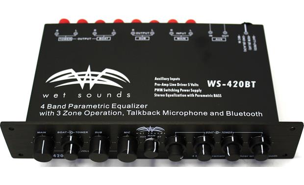 Wet Sounds WS-420 BT Wet Sounds WS-420 BT EQ