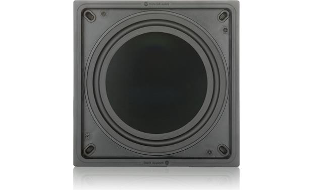 In Wall Subwoofer >> Monitor Audio Iws 10 Passive In Wall Subwoofer At Crutchfield