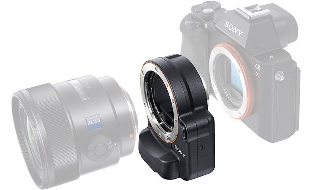 Sony LAEA4 Lens Mount Adapter Adapter fits between camera body and A-mount lens