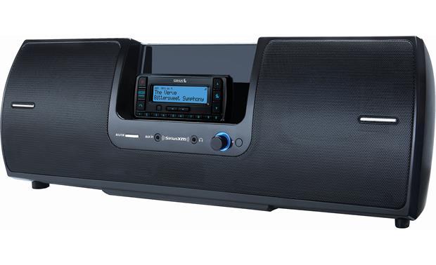 SiriusXM SXSD2 Portable Speaker Dock Go-anywhere entertainment