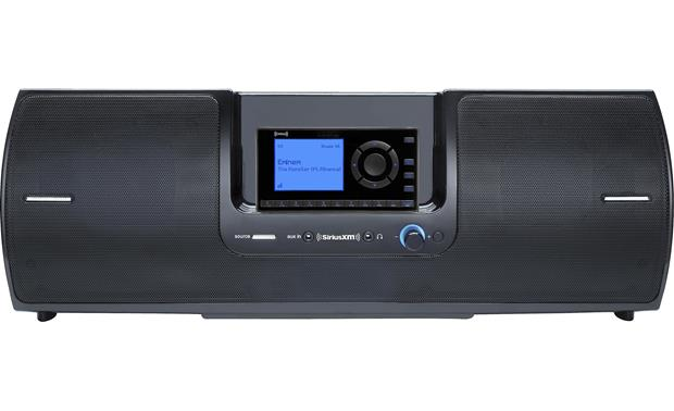 SiriusXM SXSD2 Portable Speaker Dock Built-in subwoofer