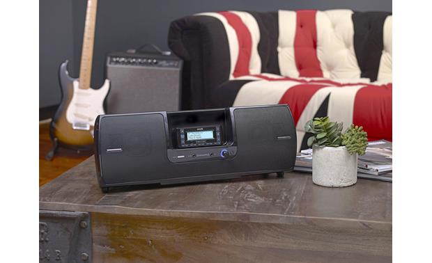 SiriusXM SXSD2 Portable Speaker Dock Use it in any room