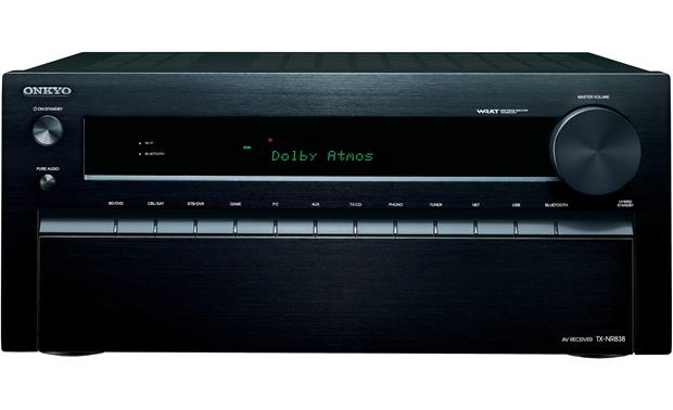 Onkyo TX-NR838 Front