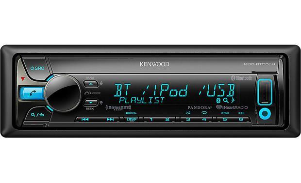 kenwood kdc bt558u cd receiver at crutchfield com rh crutchfield com