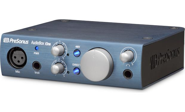 PreSonus AudioBox™ iOne Front