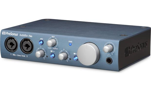 PreSonus AudioBox™ iTwo Front
