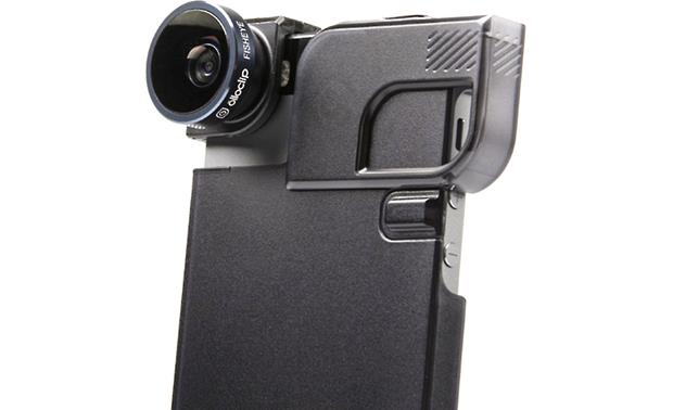 Olloclip Combo Lens for iPhone® 5/5S Front