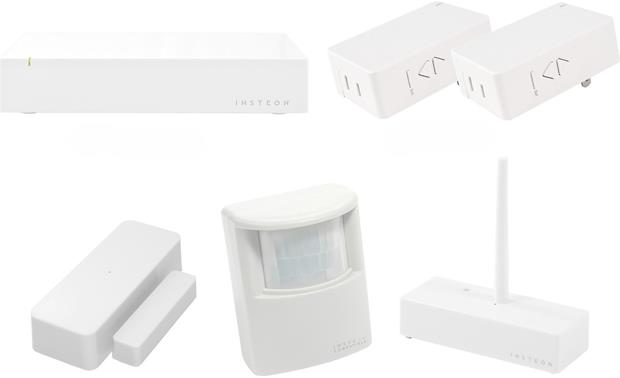 Home Automation Kit With Sensor Package And Dimmers