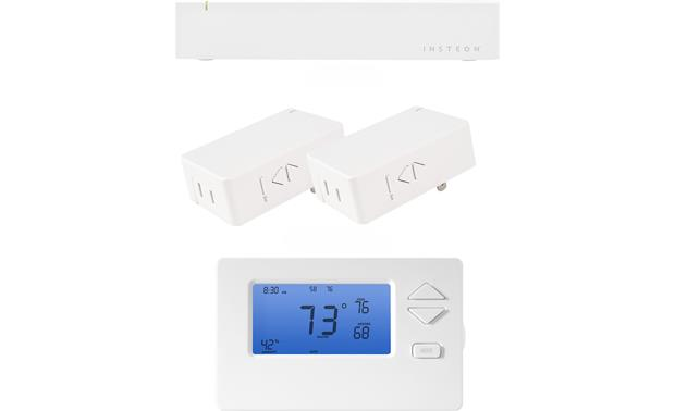Insteon comfort kit home automation kit with dimmers and smart insteon comfort kit front publicscrutiny Gallery