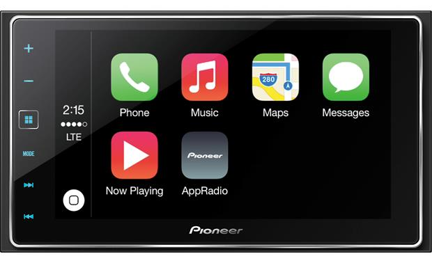 pioneer sph da120 appradio 4 digital multimedia receiver does not rh crutchfield com Pioneer Radio with Remote Manual Pioneer RDS Car Stereo Manual