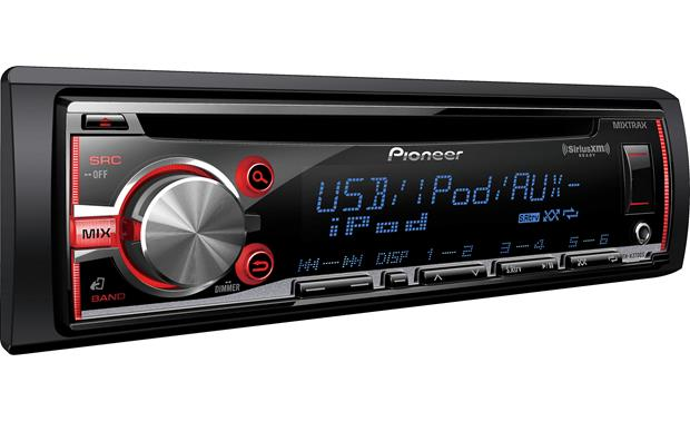Pioneer DEH-X3700S Other