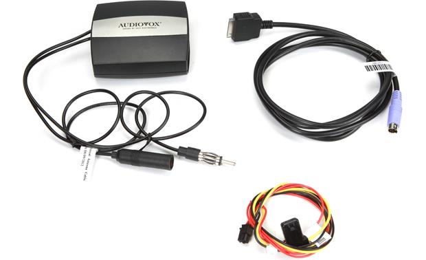 Audiovox AUNI-150-PRO Universal Integration Kit Connect your iPod or iPhone and keep your factory radio