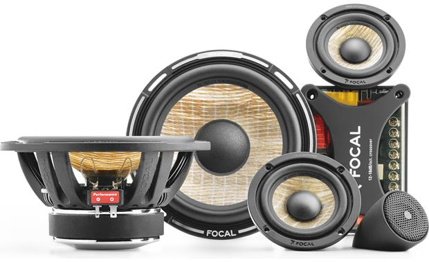 Focal Performance PS 165F3 Focal's PS 165F3 component speaker system provides rich and natural imaging for your music