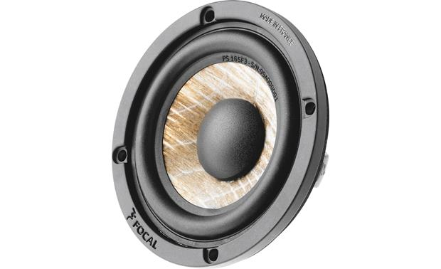Focal Performance PS 165F3 Midrange driver with flax cone for lightweight and rigidity