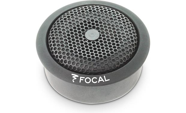 Focal Performance PS 165F3 Focal's inverted dome tweeter with the grille and mounting cup