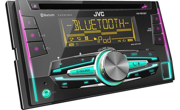 jvc kw r910bt JVC KW- R500