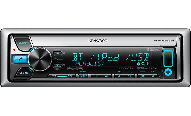 Kenwood KMR-D558BT Kenwood KMR-D558BT