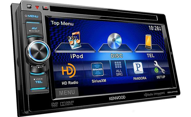 Kenwood DDX471HD Other