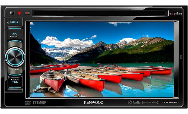 Kenwood Excelon DDX491HD Other
