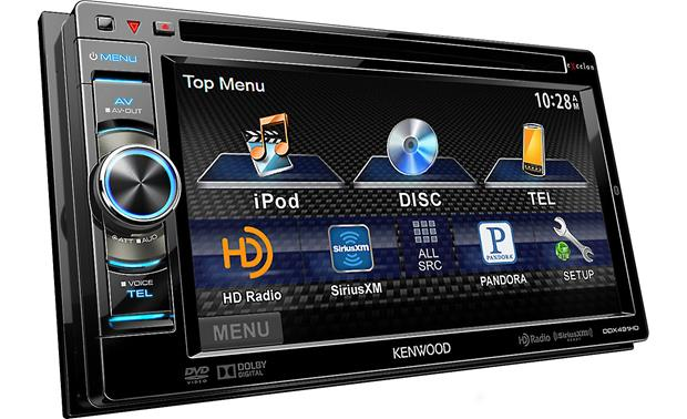 Kenwood DDX491HD Other
