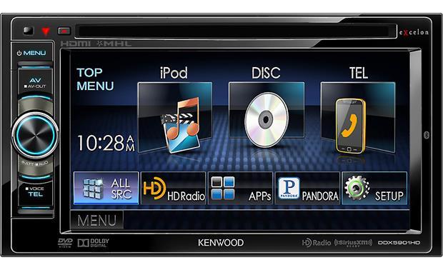 g113DDX5901 F kenwood excelon ddx5901hd dvd receiver at crutchfield com Ddx5901hd Kenwood eXcelon at cos-gaming.co