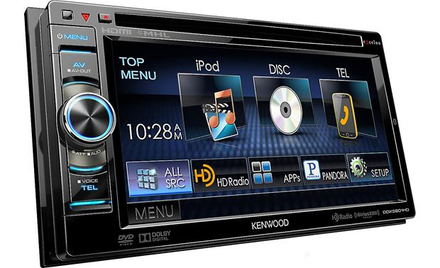 Kenwood Excelon DDX5901HD Other