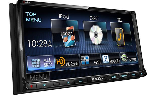 Kenwood Excelon DDX8901HD Other