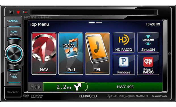 Kenwood DNX571HD on