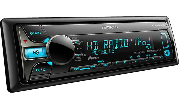 Kenwood KDC-HD458U Other