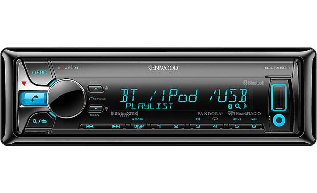 g113KDCX598 F kenwood excelon kdc x598 cd receiver at crutchfield com kenwood kdc bt948hd wiring diagram at bayanpartner.co