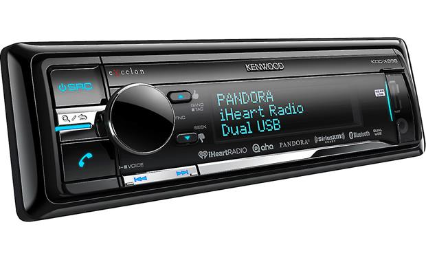Kenwood Excelon KDC-X898 Other