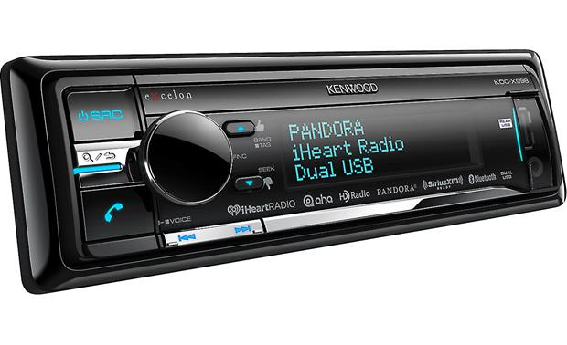 Kenwood Excelon KDC-X998 Other