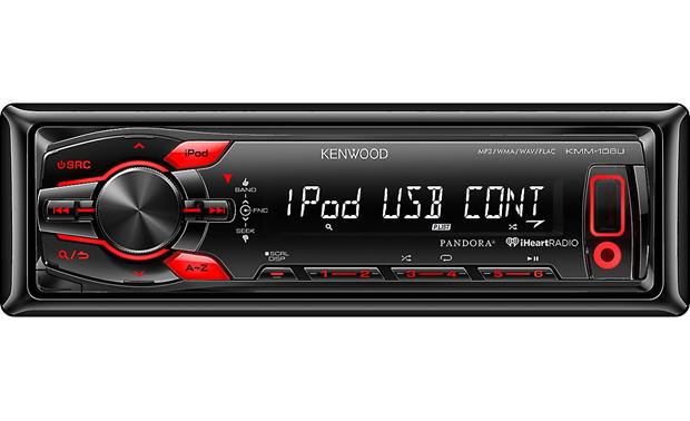 Kenwood KMM-108U digital media receiver