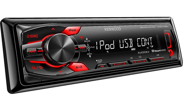 Kenwood KMM-108U Enjoy your digital music library