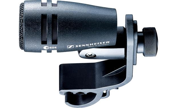 Sennheiser e 604 (shown with integrated drum clip)