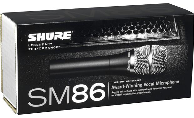 Shure SM86 Other