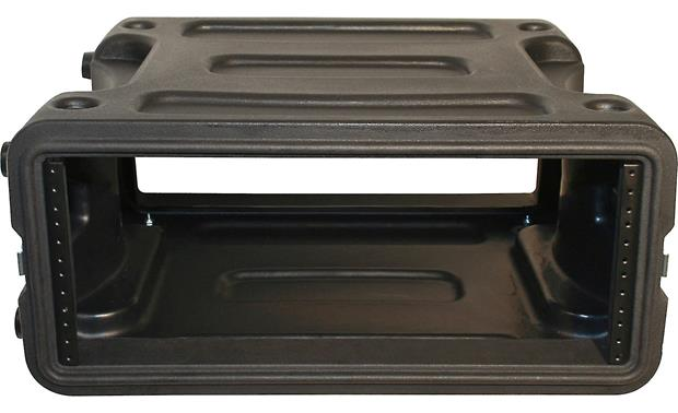 Gator G-Pro-2U-19 Front and rear lid open (6U-sized case pictured)