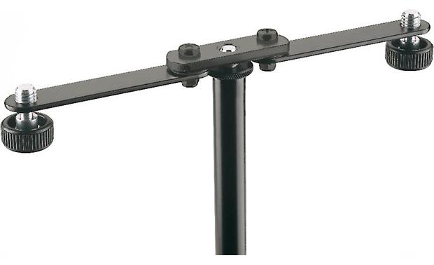 K&M 23510 Adjustable Microphone Bar Front