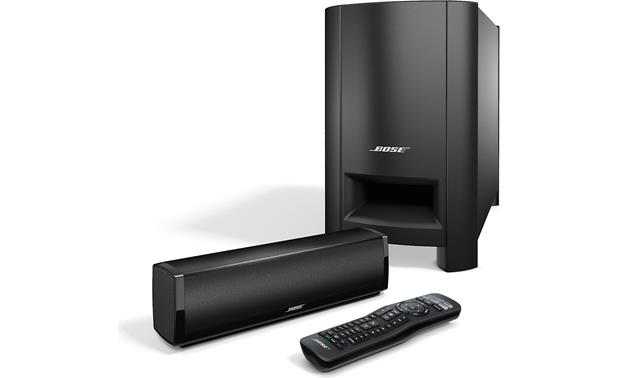 Bose® CineMate® 15 home theater speaker system Front