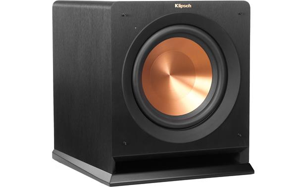 Klipsch Reference R-110SW Pictured without grille